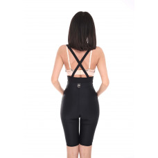 High Waist Front Close Garments Above Knee