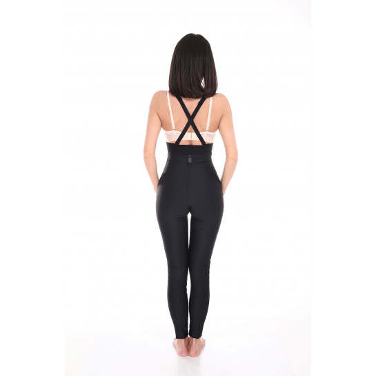 High Waist Front Close Garments, above the Ankle