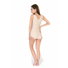 High Waist Abdominal Girdle without Zipper, Stage II, Beige