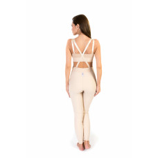 Low Waist Lipo Panty Above the Ankle, Stage I, Beige